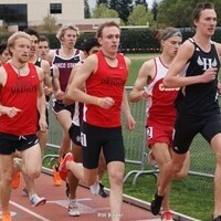Southern Oregon University Track and Field at Boxer Combined Events