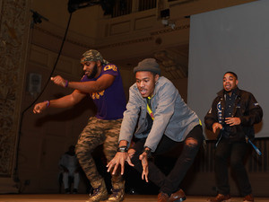 22nd Annual Steel City Step Show