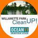 Ocean11 Willamette Park Clean-Up