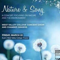Concert Choir & Chamber Singers: Nature & Song