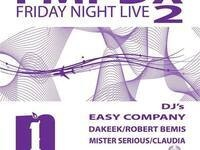 FMPDX - Friday Night Live (Live Broadcast)
