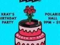 XRAY.FM's Fifth Birthday Party