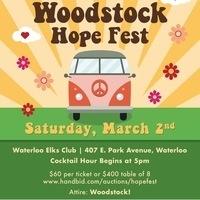 Woodstock Hope Fest