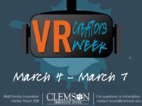 VR Creators Week