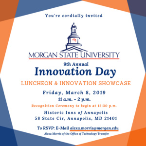 Morgan Innovation Day 2019