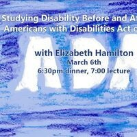 Studying Disability Before & After the ADA with Elizabeth Hamilton