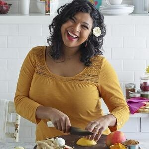 Book Signing with Food Network Star Aarti Sequeira
