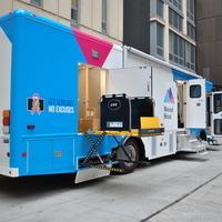 Mobile Mammography Van/Mamografía Móvil: The Greater United Methodist Church
