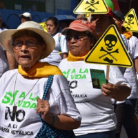 The Catholic Church's Role in the Struggle against Metallic Mining in El Salvador