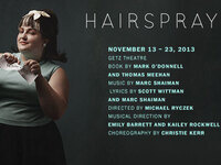 Hairspray-Musical Theatre Scholarship Benefit Performance