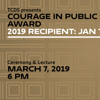 Courage In Public Scholarship Award Ceremony & Lecture