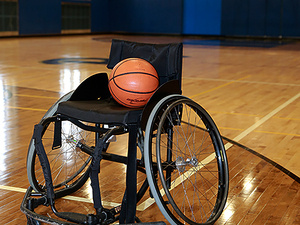 Open Rec Wheelchair Basketball