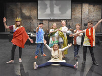 SCHOOL VACATION THEATER CAMP: The Riotous Youth! A Shakespearean Comedy Theatre Camp!