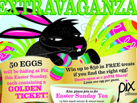 Easter Tea & Egg Hunt Extravaganza