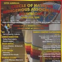 35th Annual CNIA Powwow