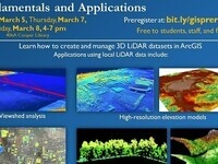 Using and Visualizing LiDAR in GIS: Fundamentals and Application