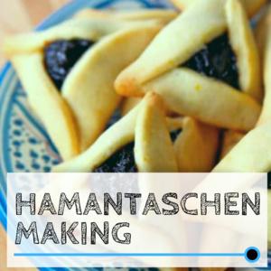 Hamantaschen Making!
