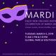 New Orleans-Inspired Cuisine in Celebration of Mardi Gras