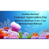 Auxiliary Services' Customer Appreciation Day