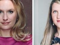 Solveig Olsen and Angelina Gadeliya