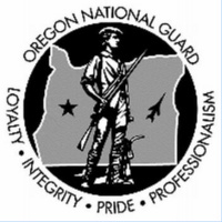 Oregon National Guard Info Table