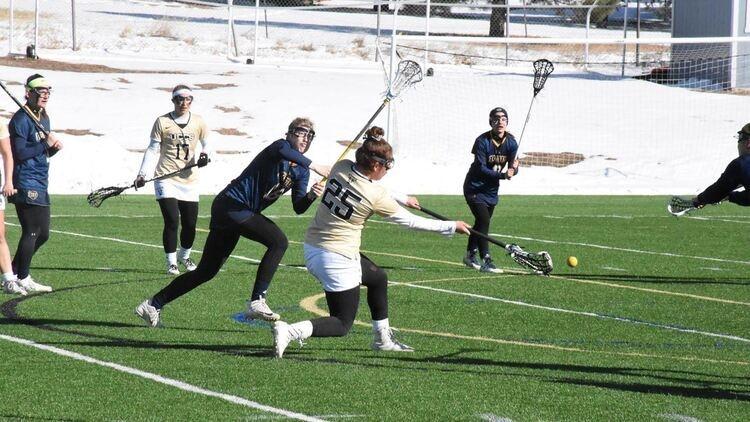 Women's Lacrosse vs. Illinois Wesleyan