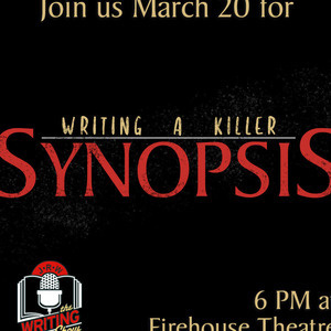 March 2019 Writing Show: Writing a Killer Synopsis