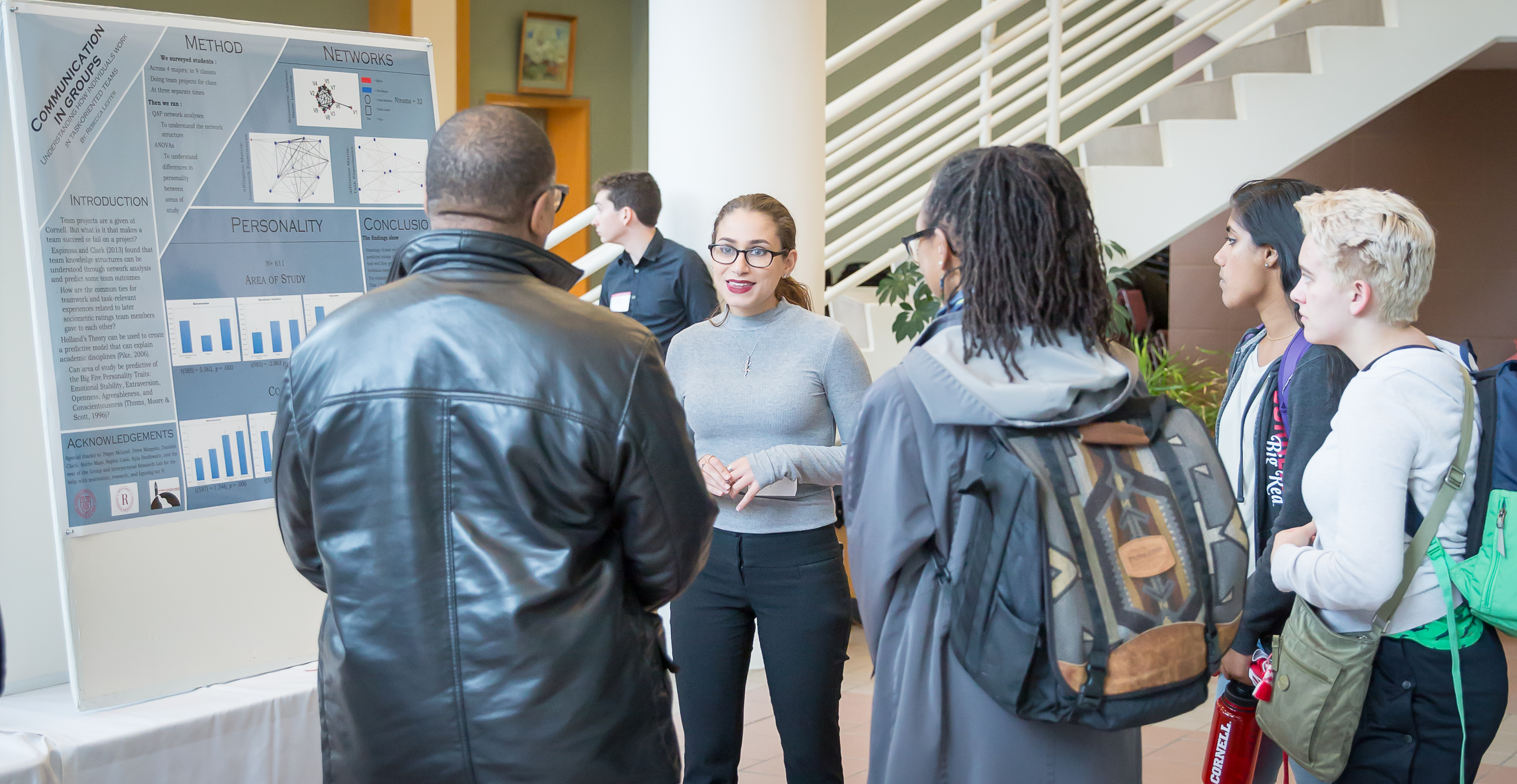 Rawlings Cornell Presidential Research Scholars (RCPRS) Senior Expo