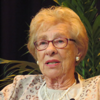 Historic Evening with Anne Frank's Step Sister