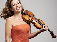 Anne-Sophie Mutter, violin