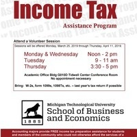 Featured event photo for Volunteer Income Tax Assistance Program