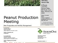 Peanut Production Meeting