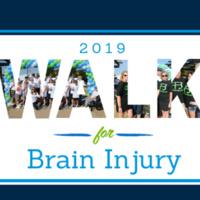 2019 Walk for Brain Injury