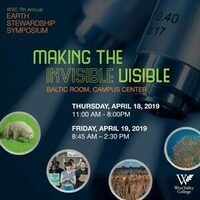"""Earth Stewardship Symposium: """"The Soil Will Save Us: How Scientists, Farmers, and Foodies Are Healing the Soil to Save the Planet"""
