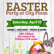 City Plaza Easter Party