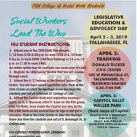 Legislative Education & Advocacy Day (LEAD)