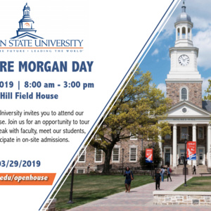 Explore Morgan Day - Spring Open House