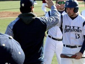 Pitt-Johnstown baseball vs. Mercyhurst