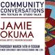 Community Conversations: MFA Textiles In-Studio Talks with Jamie Okuma