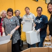 SF-Marin Food Bank Volunteering
