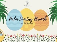 Palm Sunday Brunch and Egg Hunt