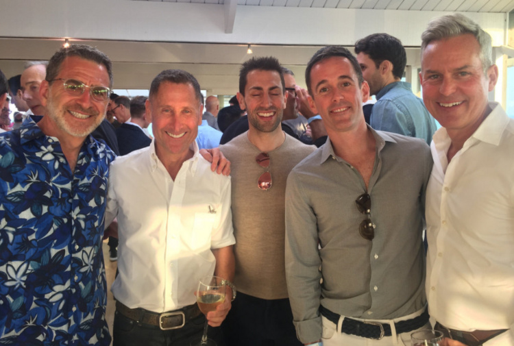 LGBT Network's Annual Summer Kick-Off Cocktail Reception