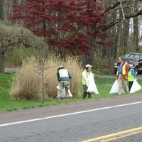 Adopt-a-Highway Earth Day Clean-up