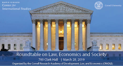 Roundtable on Law, Economics, and Society