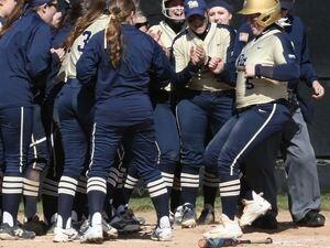 Pitt-Johnstown softball vs. Edinboro