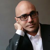 Playwright Ayad Akhtar