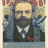 To the New World: Antonin Dvorak in Iowa Exhibition