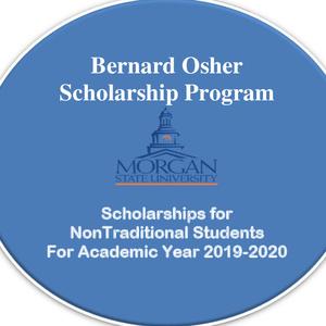 BERNARD OSHER SCHOLARSHIP PROGRAM