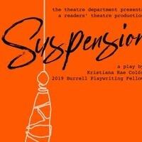 Suspension by Kristiana Rae Colón