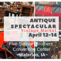 Antique Spectacular Vintage Market